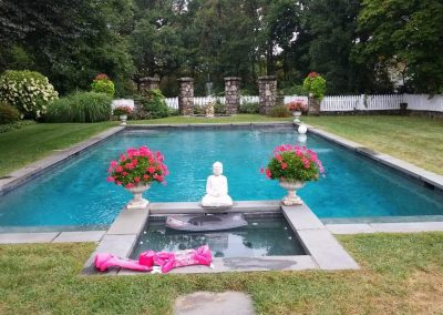Swimming Pool customer in Armonk, NY