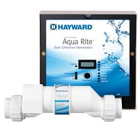 hayward AquaRite salt chlorine generator